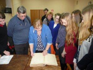 Экскурсия в Мурманский областной архив