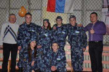 Городская оборонно-спортивная игра  «Зарница 2017»