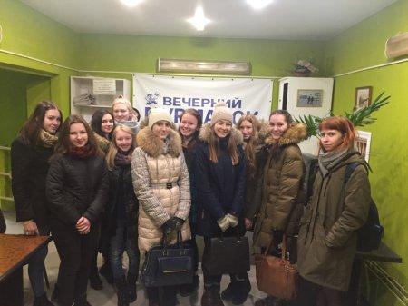 """Экскурсия в """"Вечерний Мурманск"""""""