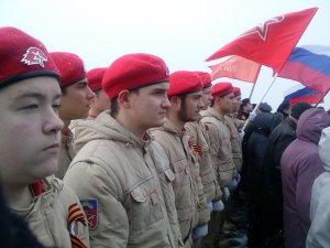 73-я годовщина освобождения Заполярья от немецко-фашистских захватчиков