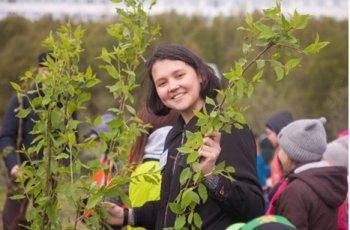 Акция молодых защитников природы