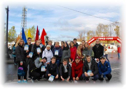 XXIII легкоатлетический пробег «Мой Мурманск»